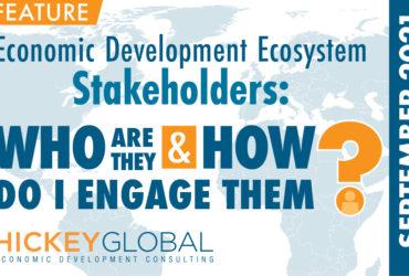 Economic Development Ecosystem Stakeholders